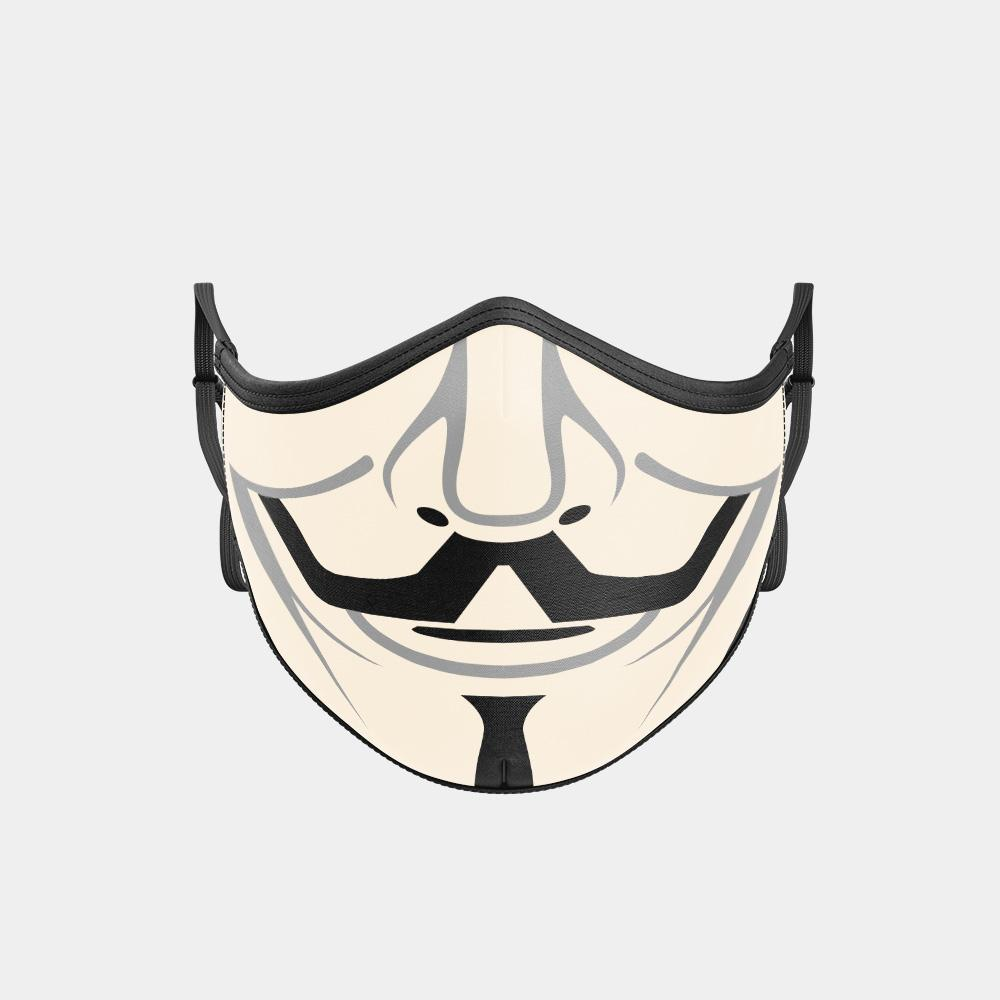 TRIPLE LAYER TRINITY MASK - ANONYMOUS