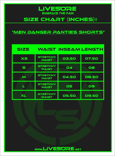 Rush Club Danger Panties