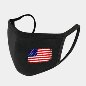 USA 2-LAYER FACE MASKS