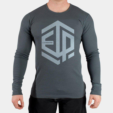 EMBRACE THE PAIN ETP Gun Metal Thermal