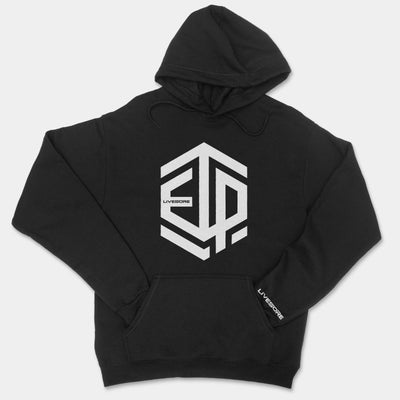 Embrace The Pain ETP - Pullover Unisex Hoodie (Black)