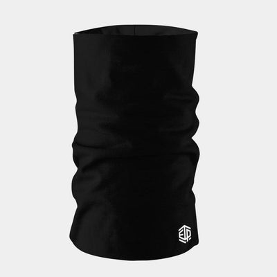 """ICE COOL"" FACE SLEEVE BUFF - BLACK"
