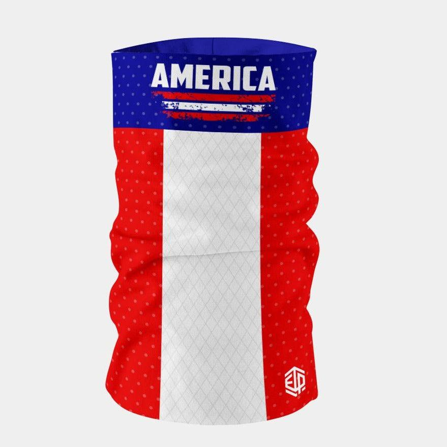 """ICE COOL"" FACE SLEEVE BUFF 2-PACK - CAPTAIN AMERICA"