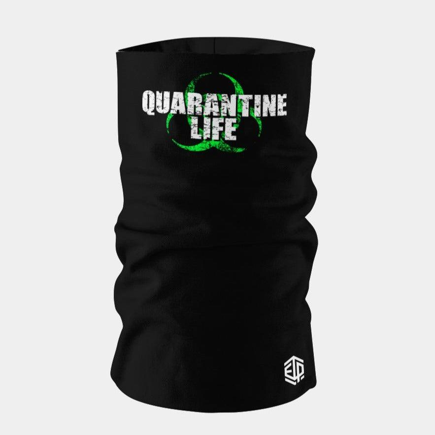 """ICE COOL"" FACE SLEEVE BUFF - QUARANTINE LIFE"