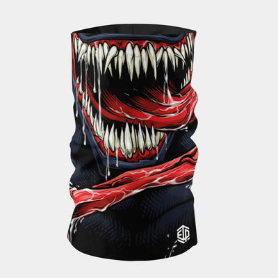 """ICE COOL"" FACE SLEEVE BUFF - VENOM"
