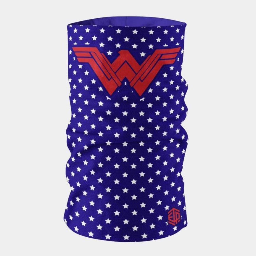 """ICE COOL"" FACE SLEEVE BUFF - WONDER WOMEN"