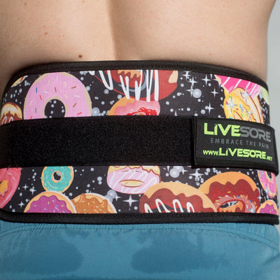 Galaxy Donut Weight Belt - LIMITED EDITION