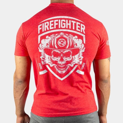 FIRE FIGHTER Support T-Shirt