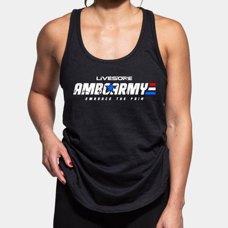 AMBO ARMY 2021 Women's Tank Top
