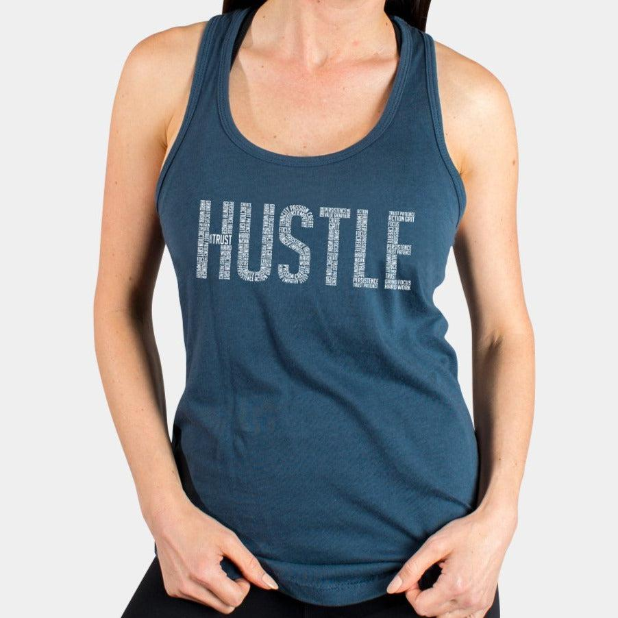 HUSTLE - Women's Tank Top