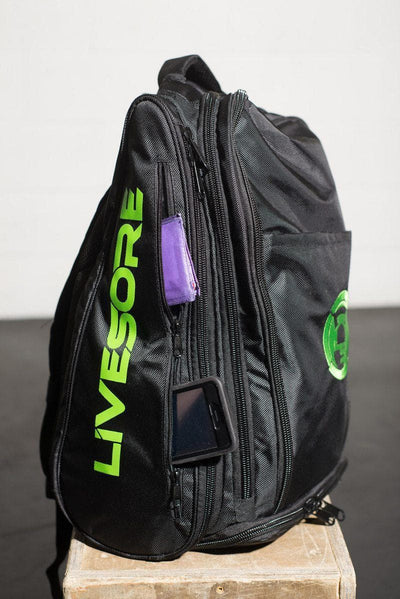 Limited Edition Onyx Back Pack