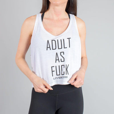 Adult As Fuck Crop