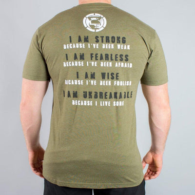 I AM STRONG T-Shirts