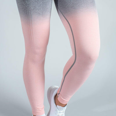 FIRE Seamless Leggings - OMBRE