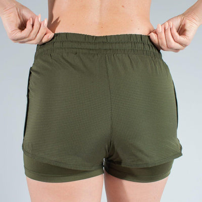 AMBO ARMY Luxe Sport Shorts - Limited Edition