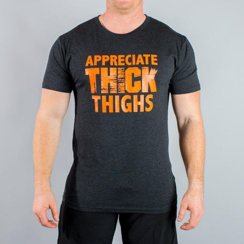 Appreciate Thick Thighs T-shirt