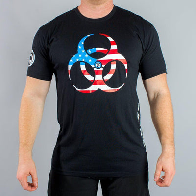 Patriot Bio Hazard T-Shirts