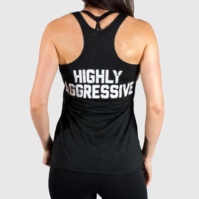 HIGHLY AGGRESSIVE Tank Tops