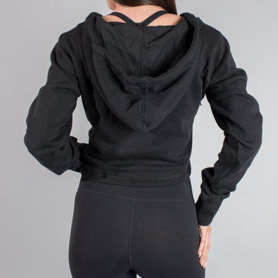 BOSS BABES Cropped Hoodie