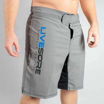 Grey Men's WOD Shorts