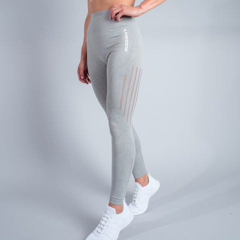FIRE Seamless Leggings - TIGRESS