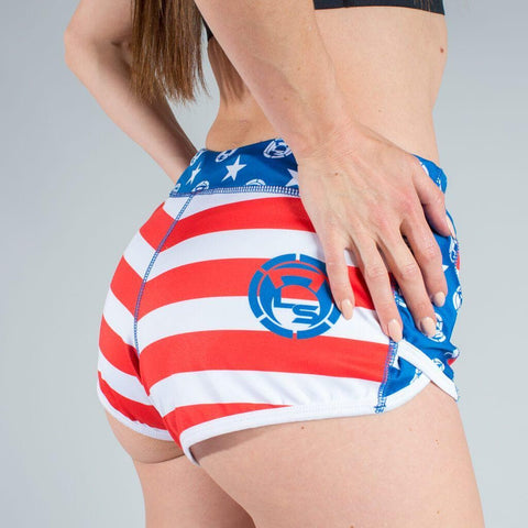 Freedom Stars & Stripes Speed Shorts