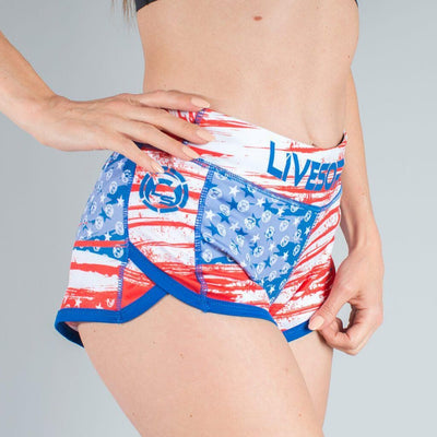 USA Freedom Speed Shorts