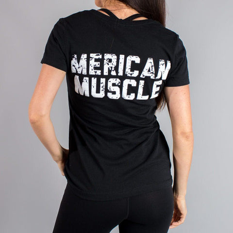 Merican Muscle Women's T-Shirt