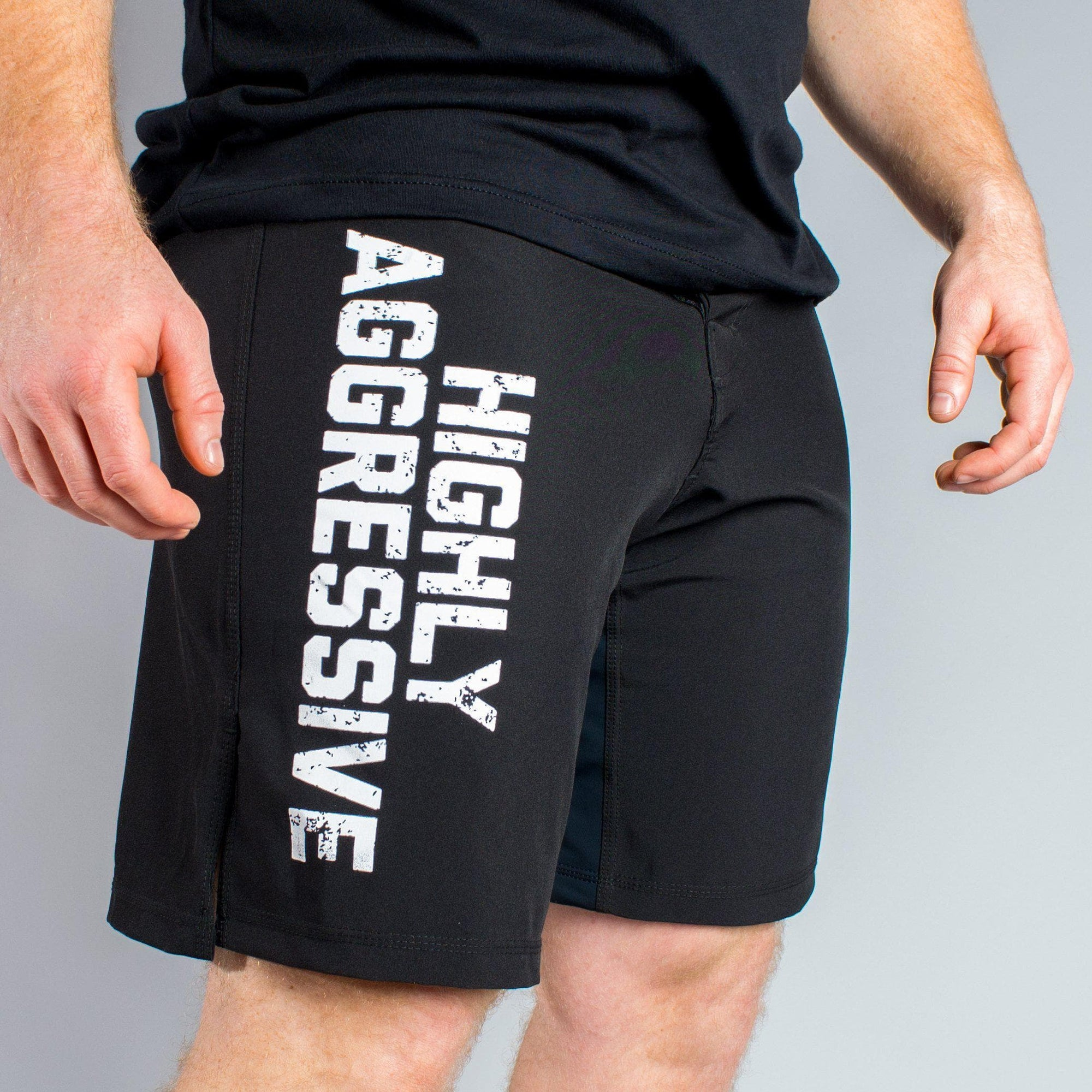 HIGHLY AGGRESSIVE WOD Shorts