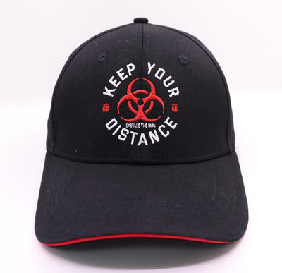 KEEP YOUR DISTANCE Ball Cap
