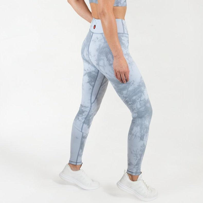 Fire Booty Leggings - Tie Dye-Womens Apparel,Womens Pants-Livesore.net