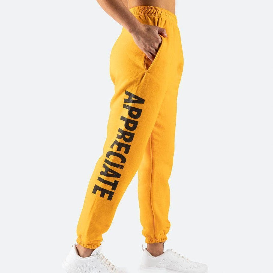 APPRECIATE THICK THIGHS Sweatpants (Unisex)