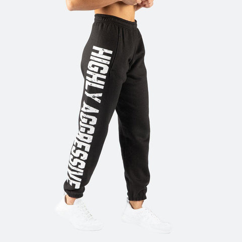 HIGHLY AGGRESSIVE Sweatpants (Unisex)