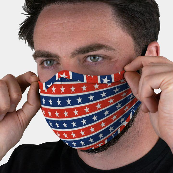 MINIMALIST USA 2-LAYER MASKS