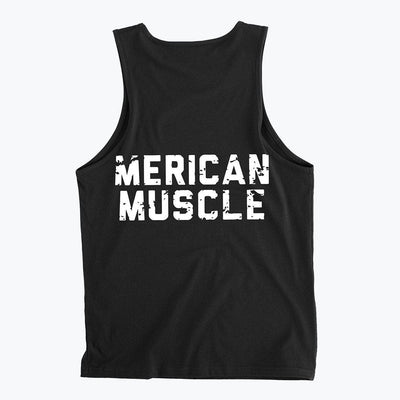 Merican Muscle Men's Tank Top