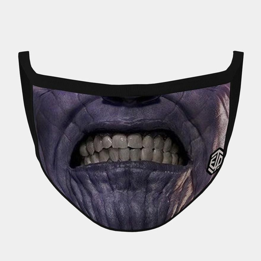 THANOS 4-LAYER FACE MASKS