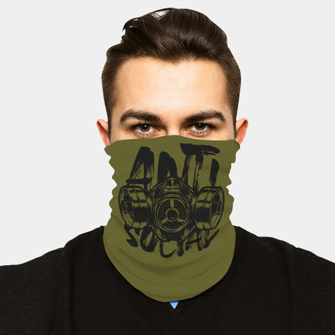 FACE SLEEVE BUFF - ANTI SOCIAL