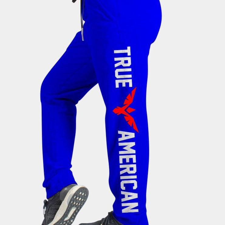 TRUE AMERICAN PATRIOTIC Sweatpants-Mens Apparel,Mens Pants-Livesore.net