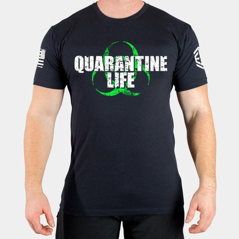 QUARANTINE LIFE - Men's T-shirt