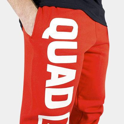 QUAD DAMN Sweatpants-Mens Apparel,Mens Pants-Livesore.net