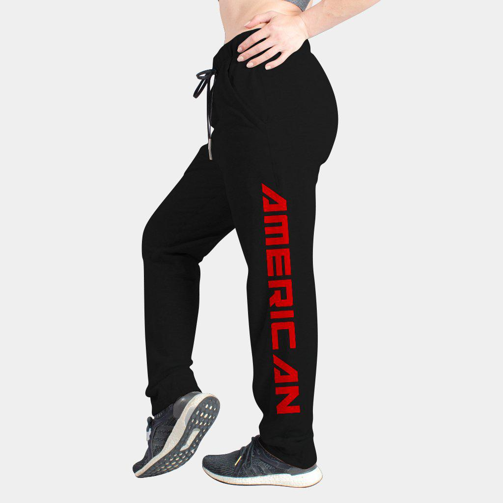 RED BLOODED AMERICAN Sweatpants (Unisex)