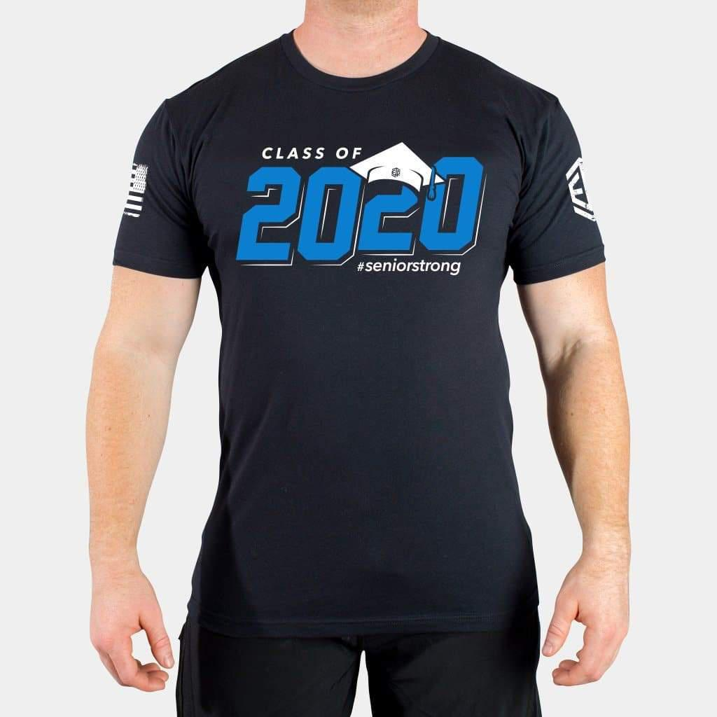CLASS OF 2020 T-Shirt-Mens Apparel,Mens T-Shirts-Livesore.net