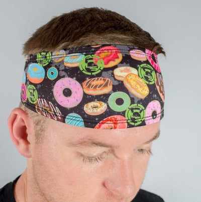 Galaxy Donut Headband