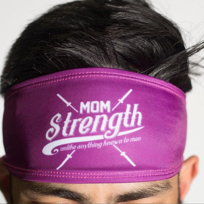 Mom Strength HeadBand