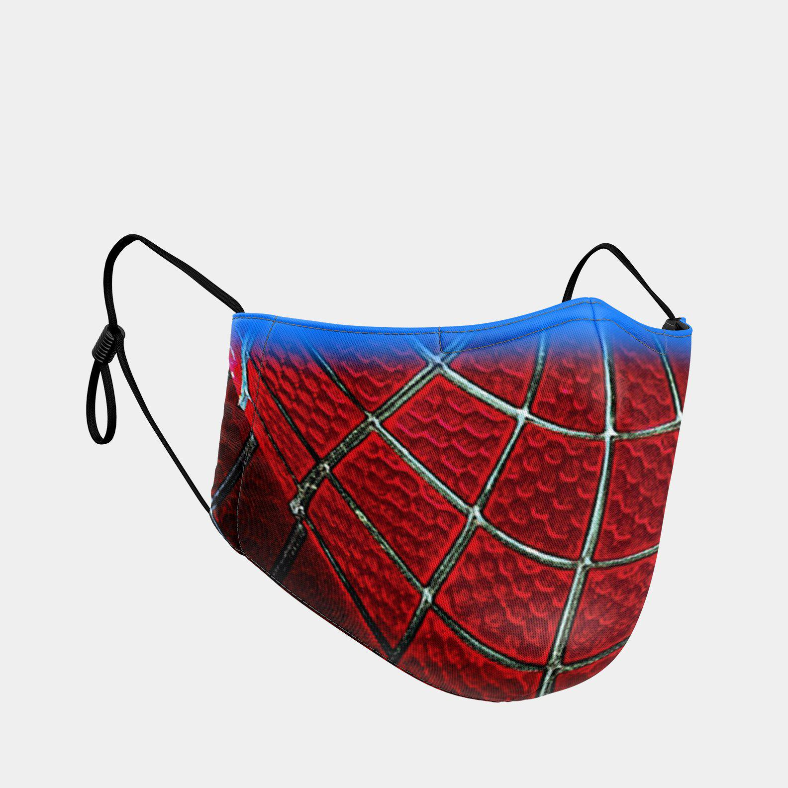 TRITON SPORT MASKS 2-PACK - SUPERHEROES