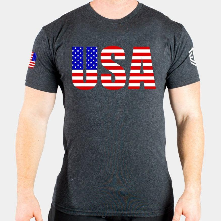 USA SILHOUETTE T-Shirt