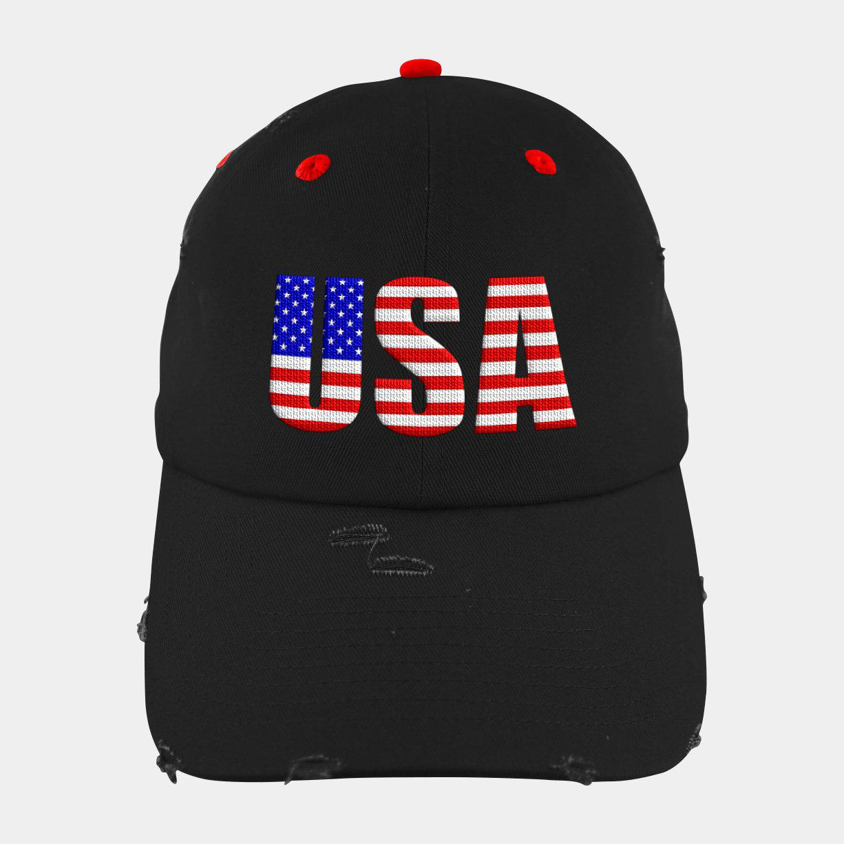 USA Ball Cap