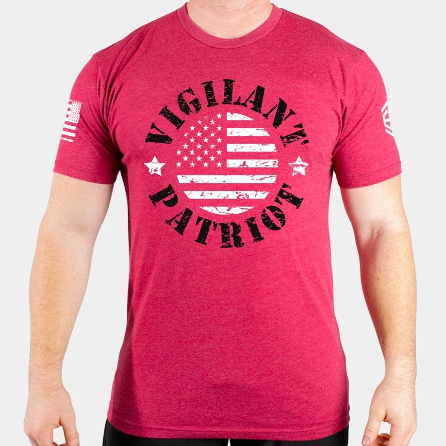 VIGILANT PATRIOT T-Shirt
