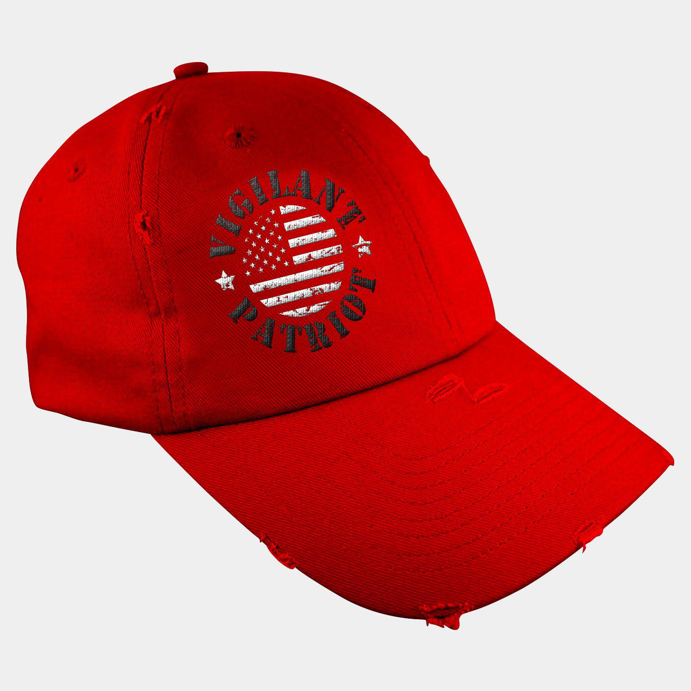 VIGILANT PATRIOT Ball Cap