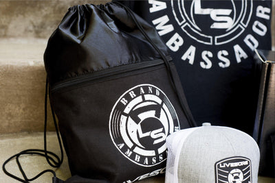 Ambassador Pocketed Stringer Backpacks